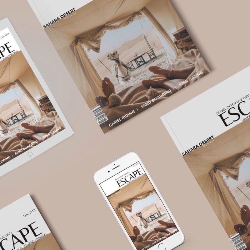 Escape - Travel Magazine