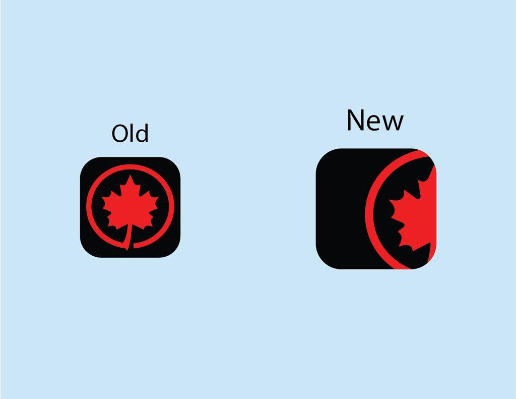 Air Canada Logo Redesign
